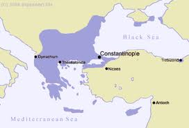 a geography of byzantine empire The byzantine empire was the predominantly greek-speaking eastern half and remainder of the roman empire during late antiquity and the middle ages geography & travel 25 countries with the highest murder rates in the world people & politics.